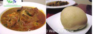 fufu and okra soup8