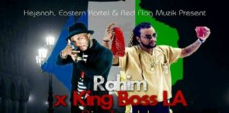 RAHIM X KING BOSS LAJ - BIG TROUBLE NA SMALL SALONE