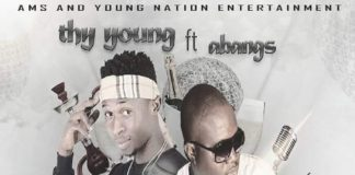 "Thy Young ft Abangs ""Hang Over"""