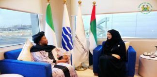 FIRST LADY AS COMMISSIONER GENERAL IS DETERMINED TO REBRAND SIERRA LEONE